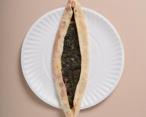 فطيرة سبانخ